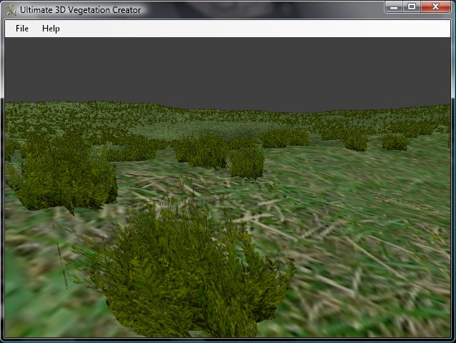 Ultimate 3D Vegetation Creator